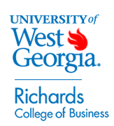 UWG Richards College of Business